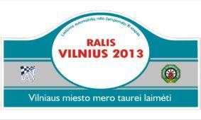Vilnius Rally 2013