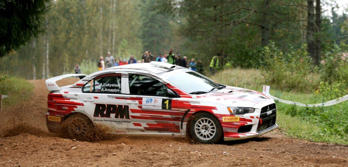 Rally Saaremaa 2013