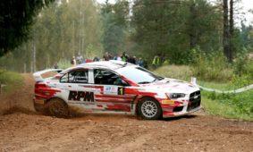 Rally Saaremaa 2014